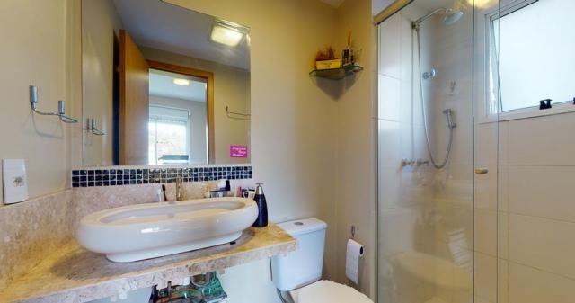 Apartamento à venda com 3 dormitórios em Jardim carvalho, Porto alegre cod:155827 - Foto 9