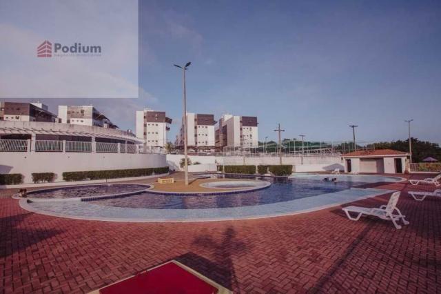 Apartamento à venda com 3 dormitórios em Portal do sol, João pessoa cod:35171-38226 - Foto 7