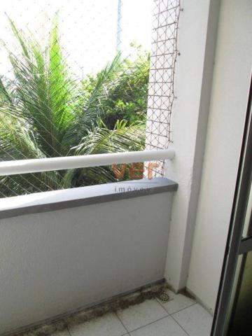 Apartamento para alugar, 62 m² por R$ 700,00/mês - Dias Macedo - Fortaleza/CE - Foto 10
