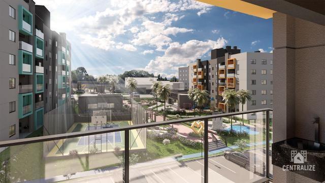 Apartamento à venda com 3 dormitórios em Contorno, Ponta grossa cod:1589 - Foto 11