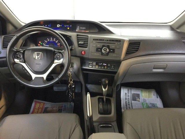 """Civic Sedan LXR 2.0 Flexone 16V Aut. """"Carro Impecável-Pneus Novos"""" - Foto 16"""