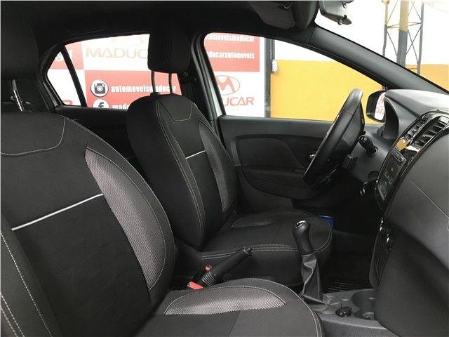 Renault Logan 2020 1.6 16v sce flex zen manual - Foto 6