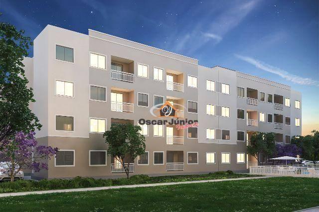 Apartamento com 2 dormitórios à venda, 49 m² por R$ 169.735,00 - Centro - Eusébio/CE - Foto 14