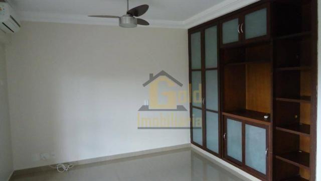 Apartamento com 4 dormitórios para alugar, 155 m² por R$ 2.500,00/mês - Jardim Irajá - Rib - Foto 11