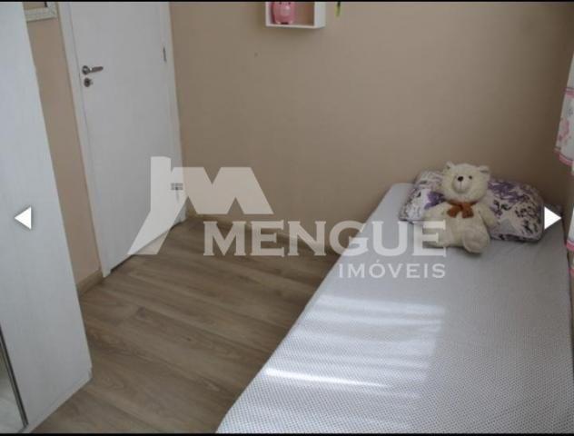 Apartamento à venda com 2 dormitórios em São sebastião, Porto alegre cod:11082 - Foto 12