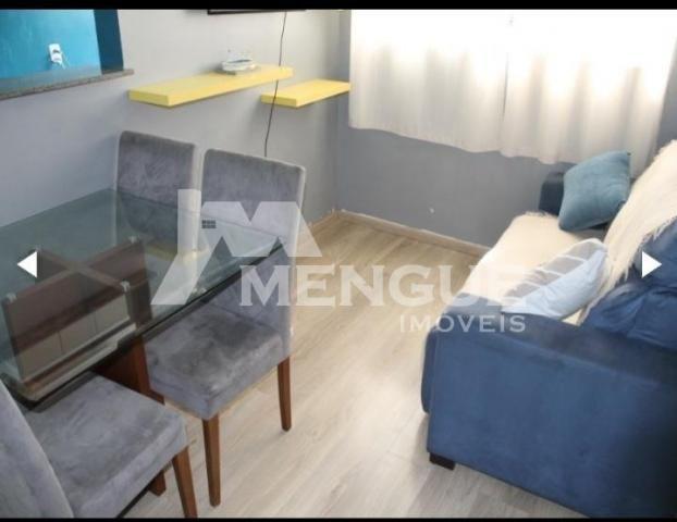 Apartamento à venda com 2 dormitórios em São sebastião, Porto alegre cod:11082 - Foto 5