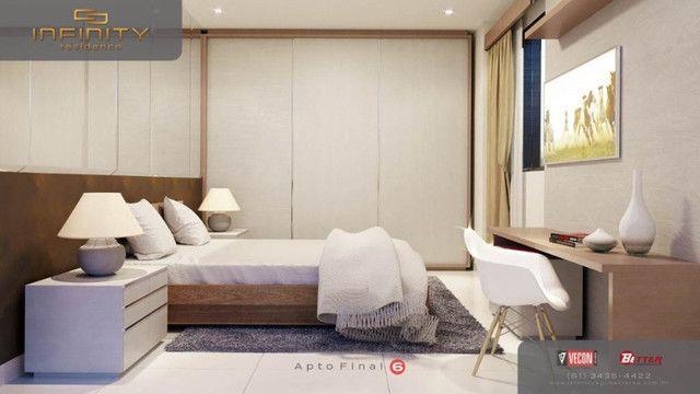 Apartamento Com 3 Suítes - Infinity Residence - Foto 2