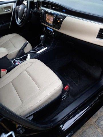 Corolla 2015 - Altis - Relíquia - Única Dona - Foto 6