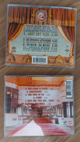 NSYNC - 2 CDs E 1 DVD - PERFEITO ESTADO - Foto 2
