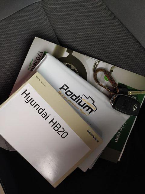 HYUNDAI HB20S C.Plus/C.Style1.0 Flex 12V Mec. 4P - Foto 9