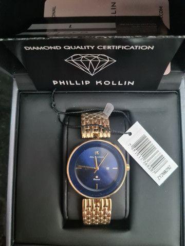 Relógio Diamond PHillip Kollin  - Foto 4
