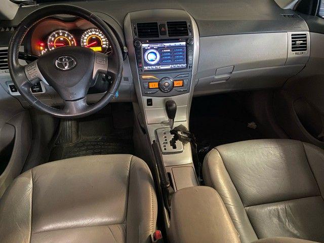 Toyota Corola Gli 2013 - Blindado - Automático  - Foto 15