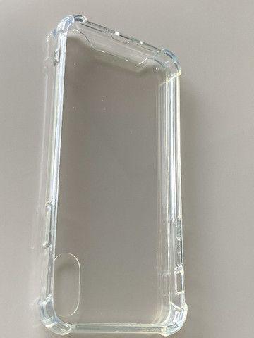 Capinha case transparente para iphone x - Foto 5