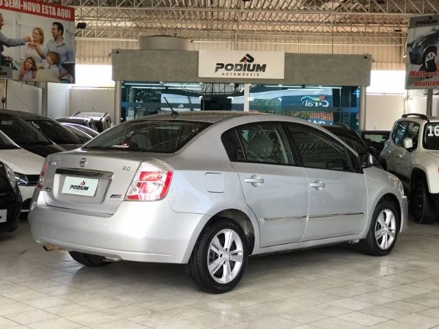 Nissan Sentra 2.0 Único Dono! - Foto 6