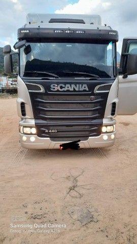 Carreta e Cavalinho Scania R440  - Foto 7