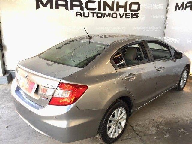 """Civic Sedan LXR 2.0 Flexone 16V Aut. """"Carro Impecável-Pneus Novos"""" - Foto 6"""