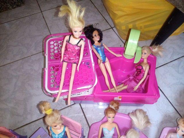 Super lote da Barbie - Foto 3