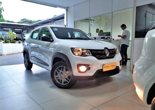 Renault Kwid Intense 1.0 12V Sce 4P Flex - Foto 3