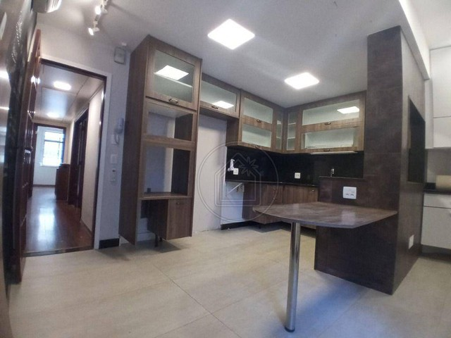 Apartamento com 3 dormitórios à venda, 111 m² por R$ 1.100.000,00 - Flamengo - Rio de Jane - Foto 12