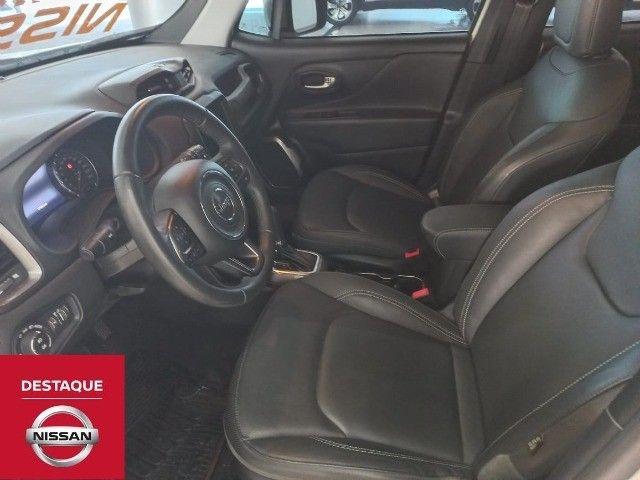 Jeep Renegade Limited Automático 2019 Branco - Foto 4