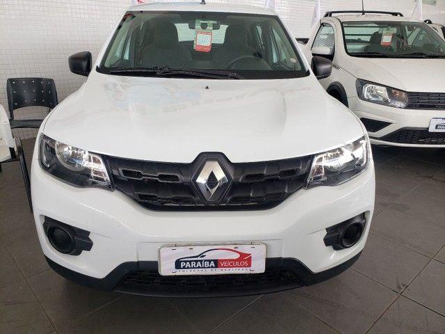 Renault KWID 2020 aceito tro-k falar com Roberto 83 9  *  - Foto 2