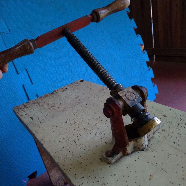 [Antiguidade] Máquina de massa antiga - Foto 4