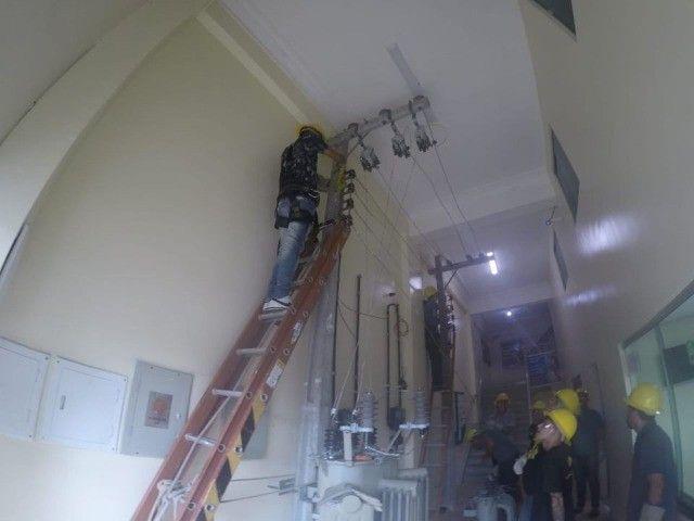 Curso de Eletricista de Alta e Baixa Tensão - Foto 2