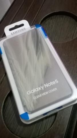 Capa Galaxy Note 5