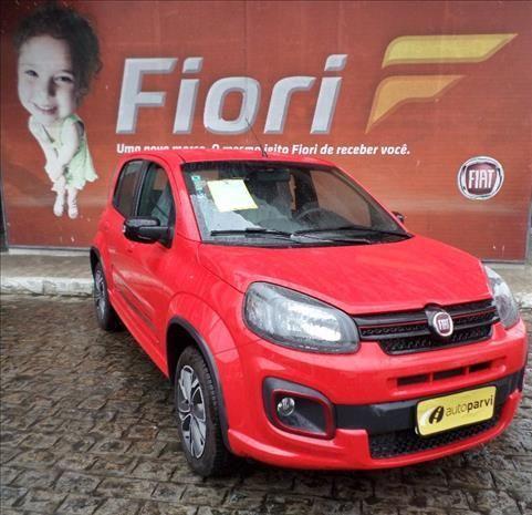 FIAT UNO 1.3 FIREFLY FLEX SPORTING 4P MANUAL