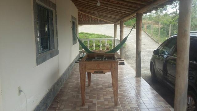 Casa com piscina em s.José de Almeida. 350 a diária do fim de semana comum - Foto 7