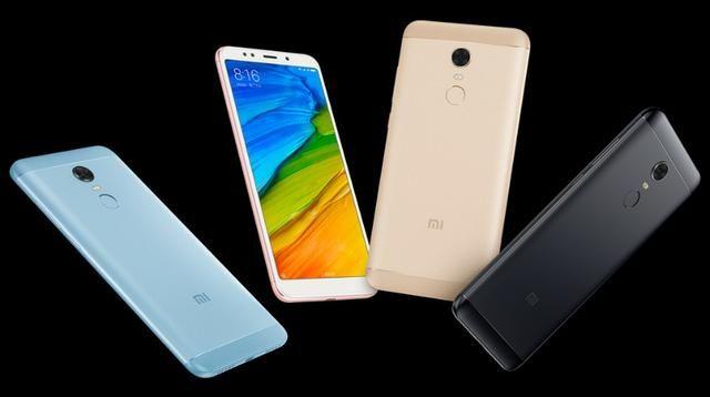 Resultado de imagem para Xiaomi Redmi 5 Plus