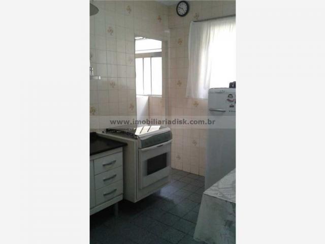 Apartamento à venda com 2 dormitórios em Dos casas, Sao bernardo do campo cod:16567 - Foto 9