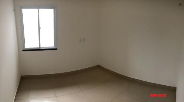 Casa plana na Sapiranga, 3 suítes, 2 vagas, casa nova, Próx Edilson Brasil Soares - Foto 8