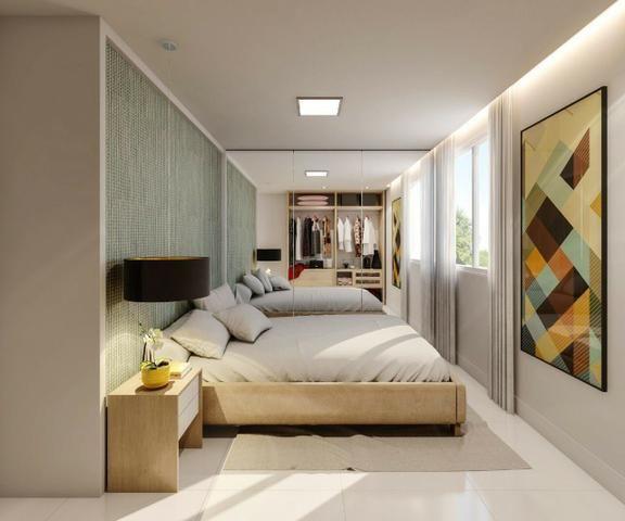 Apartamento no Centro da Caucaia Próx. Shopping Iandê - Promoção ITBI + Registro - Foto 5