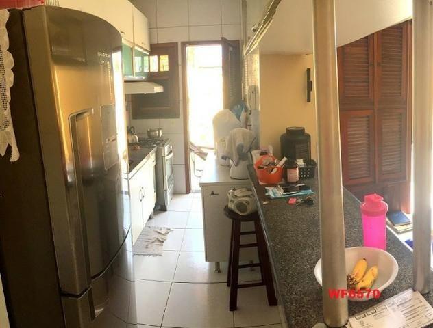 Casa plana no Castelão, 3 quartos, 6 vagas, deck com churrasqueira, - Foto 3