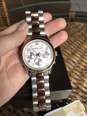 f8922c7400a Relógio Feminino Michael Kors ORIGINAL - Bijouterias