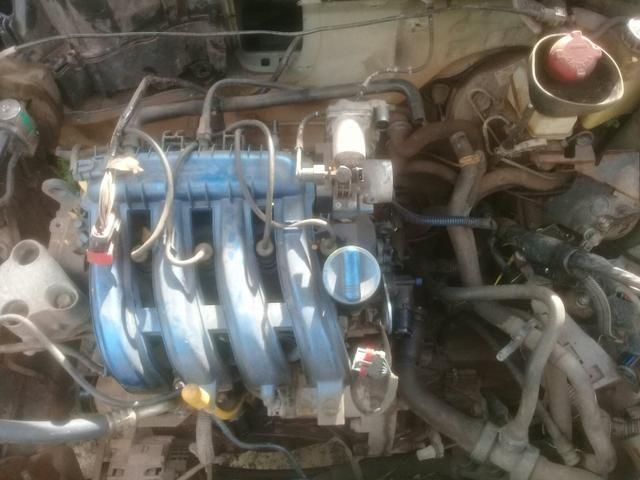 Motor do Clio 2014
