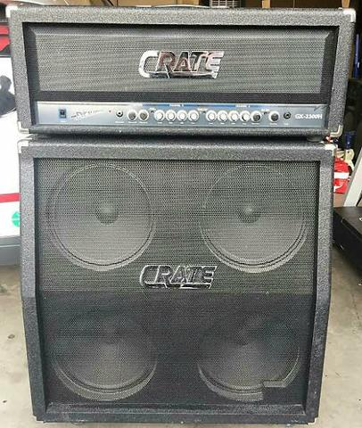 Cubo CRATE Excalibur GX-2200H 220watts