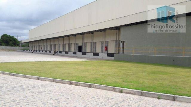 Galpão para alugar, 2550 m² por R$ 25.414/mês - Suape - Ipojuca/PE - Foto 6