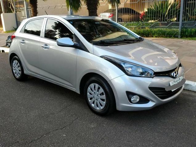 Hyundai HB20 1.6 Comfort Plus Prata 2012/2013