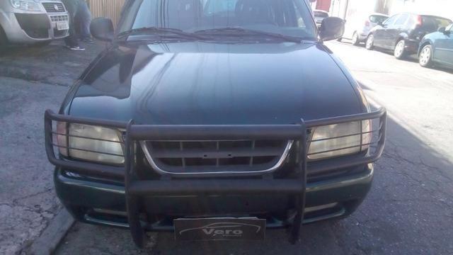 Gm - Chevrolet Blazer DLX 4.3 V6 GNV - Foto 10