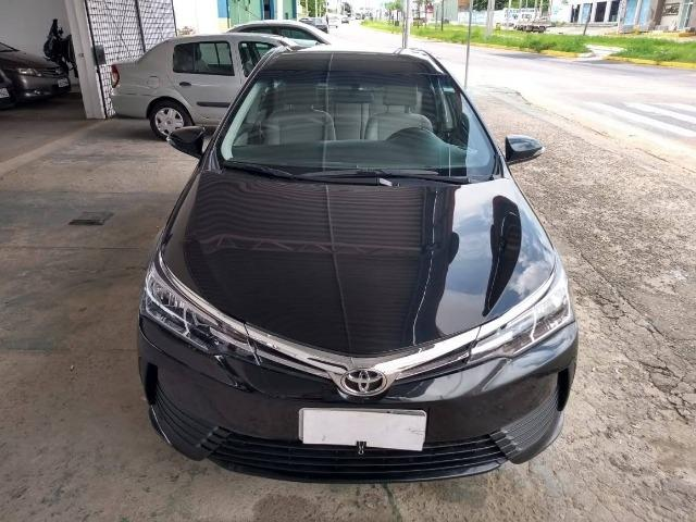 Toyota- Corolla GLI Upper 1.8 Aut. Flex, Ipva 2019 pago, Completo, Garantia até 2020, Novo - Foto 2