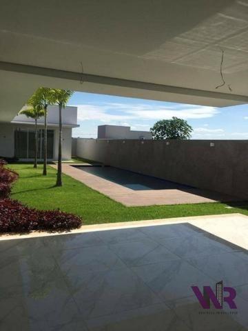 Privilegiada casa á venda, em condomínio fechado, no Gran Royalle - Montes Claros/MG - Foto 17