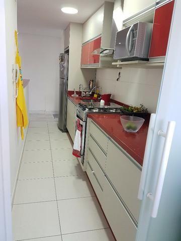 Apartamento com 3 dormitórios à venda, 69 m² por R$ 420.000 - Capão Raso - Curitiba/PR - Foto 6