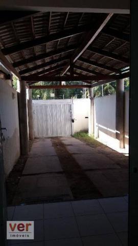 Casa com 2 dormitórios à venda, 99 m² por R$ 170.000 - Messejana - Fortaleza/CE - Foto 2