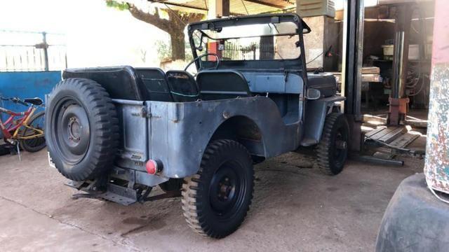 """Willys Jeep CJ-5 1954/1954 """"Coleção"""" - Foto 4"""