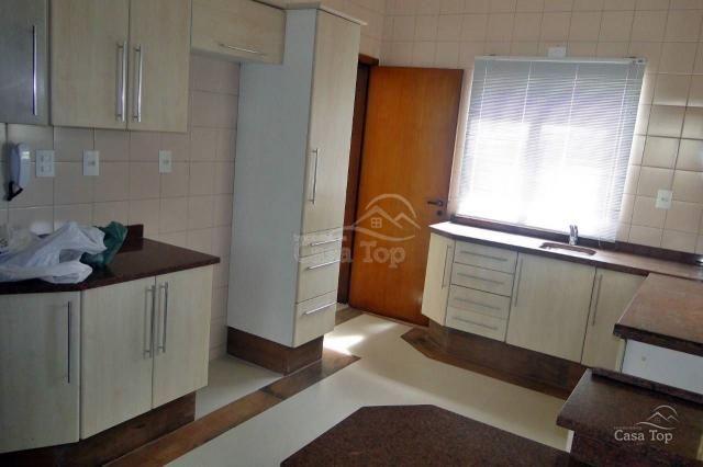 Casa à venda com 4 dormitórios em Rfs, Ponta grossa cod:1255 - Foto 4