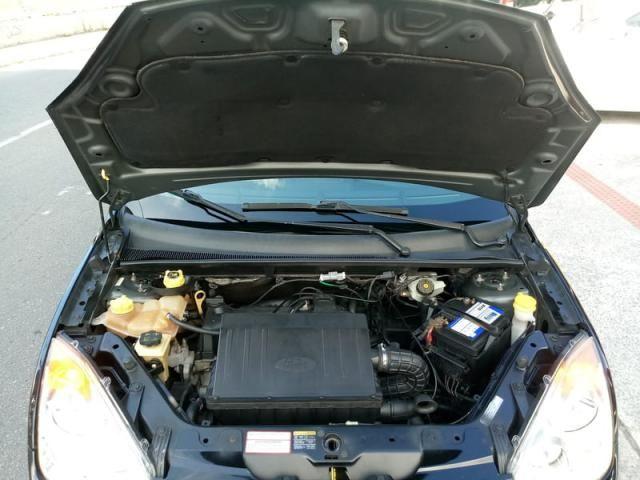 Fiesta Sedan Flex Completo Baixa KM Ideal UBER! Troco Financio - Foto 4