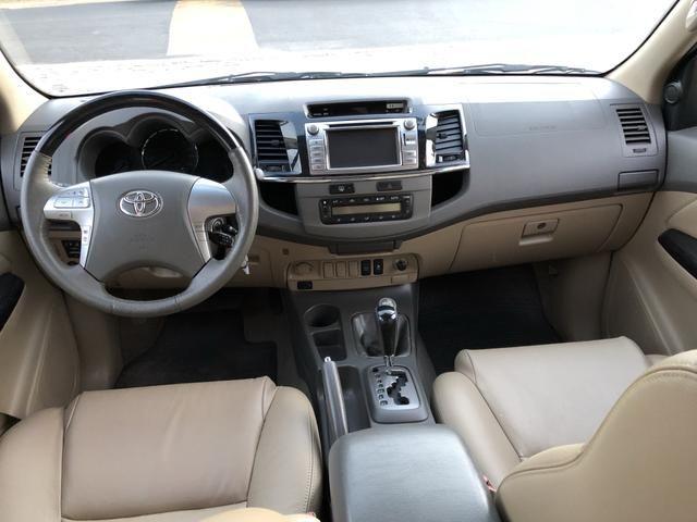 Toyota hilux sw4 srv ano/2013 - Foto 18