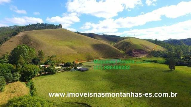 Domingos Martins, região de Pedra Azul, lindíssimo sítio com 59,7 hectares